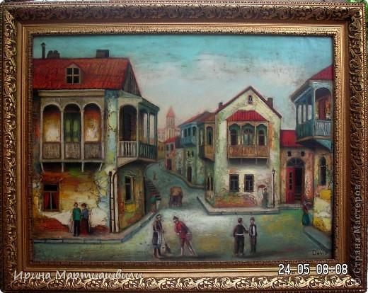 Картины художника Давида Мартиашвили фото 18