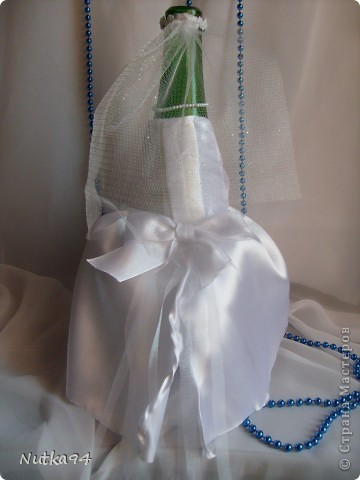 Заказали сделать БОЛЬШОЙ свадебный набор, свадьба будет в синих тонах, честно синий мне сначало показался не очень привлекательным цветом, но когда начала создавать работы просто влюбилась в этот цвет, он такой нежный , воздушный, небесный))))  Вот такая казна для денег получилась)) фото 11