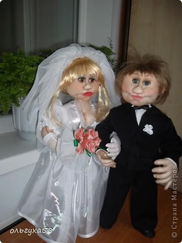 Жених и невеста фото 5