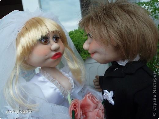 Жених и невеста фото 6