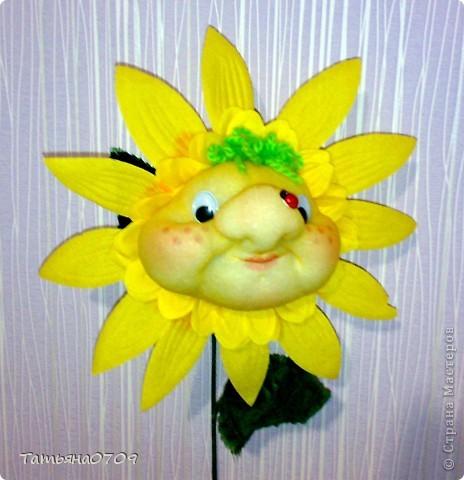 Вот такой я солнечный. фото 1