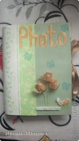 Хочу показать вам мой первый фото-альбомчик фото 1