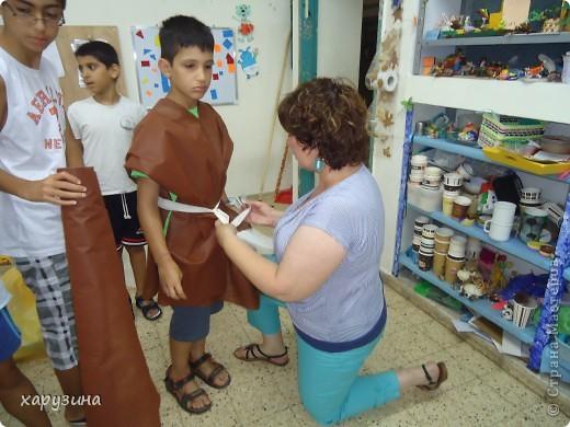 Ну разве не похожи мы на только что прибывших к нам на праздник жителей Йемена? фото 4