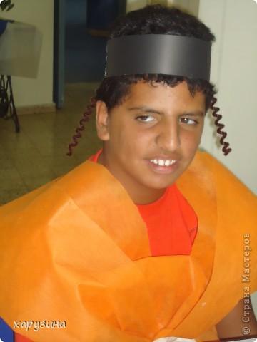 Ну разве не похожи мы на только что прибывших к нам на праздник жителей Йемена? фото 6