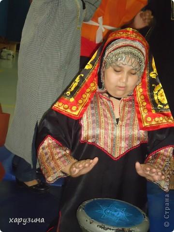 Ну разве не похожи мы на только что прибывших к нам на праздник жителей Йемена? фото 20