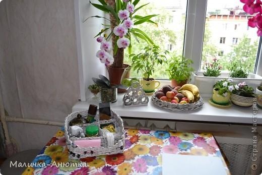 Салфетница и корзинка под фрукты фото 3