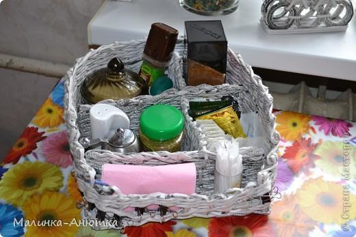 Салфетница и корзинка под фрукты фото 4