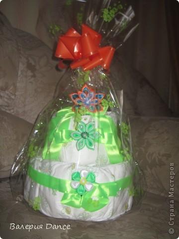 Тортик для кресницы