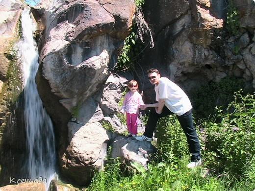 Пересматривая фотографии, наткнулась на фото сделанные в Армении, когда муж там служил!!! Захотелось с Вами поделиться этой красотой!!! С детства мечтала побывать на озере Севан!!!  фото 25
