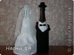 Дополнение к подарку друзьям на 10-летие свадьбы.  фото 1