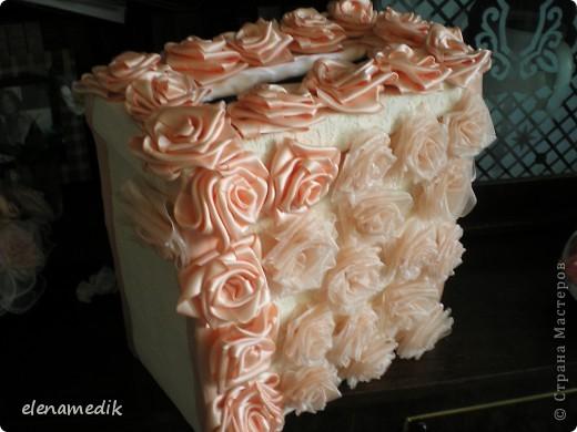 коробка для свадебных подарков фото 1