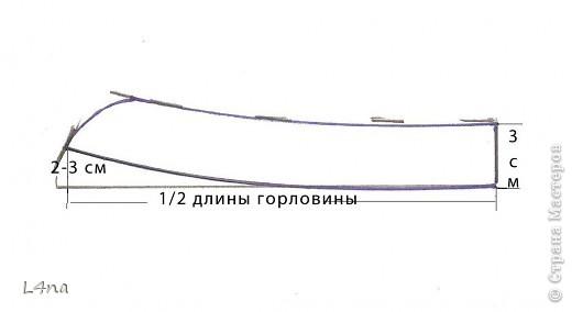 МК получается большой, поэтому пришлось добавить ещё одну часть. часть 1. пошив юбки http://stranamasterov.ru/node/390518 часть 2. пошив блузки http://stranamasterov.ru/node/390568 фото 29