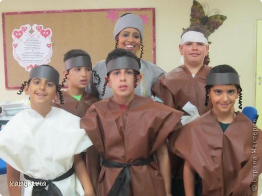 Ну разве не похожи мы на только что прибывших к нам на праздник жителей Йемена? фото 22