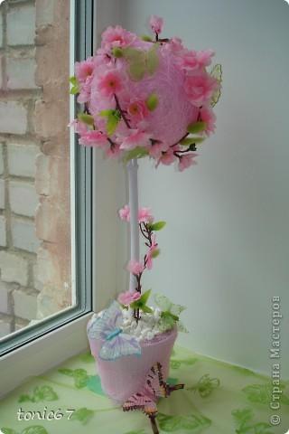 почти повторение розовой сакуры, но желание клиентки - закон... фото 1