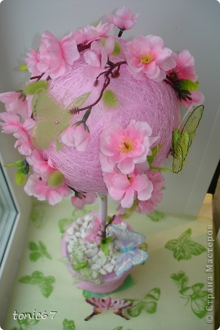 почти повторение розовой сакуры, но желание клиентки - закон... фото 2
