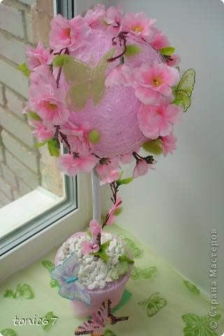 почти повторение розовой сакуры, но желание клиентки - закон... фото 3