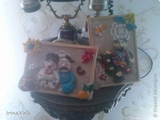 Мой дедушка домовенок Вовчик) фото 2