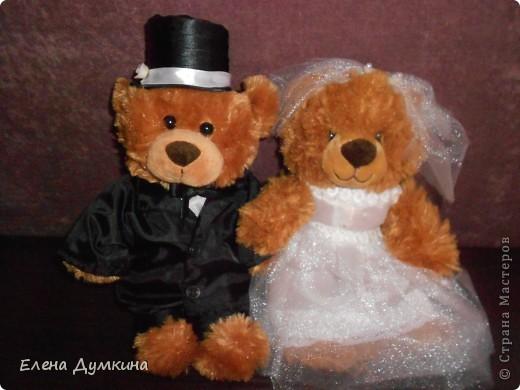 пока готова у меня невеста.жених делается..расскажу по порядку... фото 16