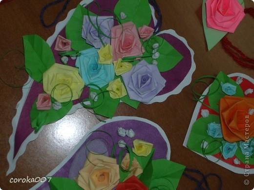 Сердечные сувенирные открыточки. фото 3