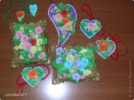 Сердечные сувенирные открыточки. фото 5