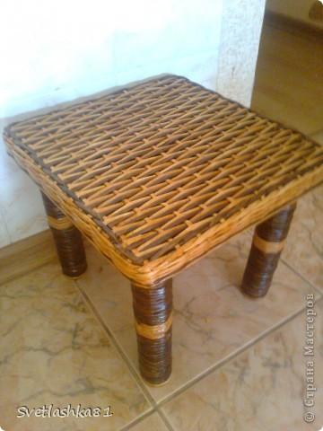 Это и есть продукция моей мебельной фабрики. Начало положено, дальше будет. фото 4