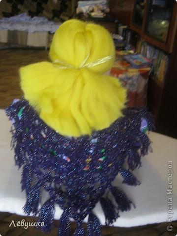 Вот такая кукла - сухарница теперь будет жить на кухне у моей подруги фото 10