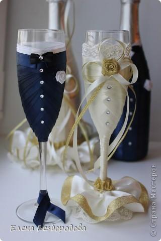 Свадебные бутылки для коллеги фото 2
