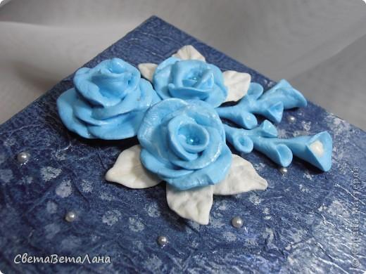 ....шкатулка на день рождения хорошей знакомой.......... фото 5