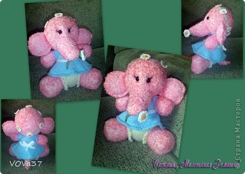 Моя Слоняша (игрушки от Алана Дарта)