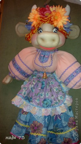 Кукла пакетница. фото 2