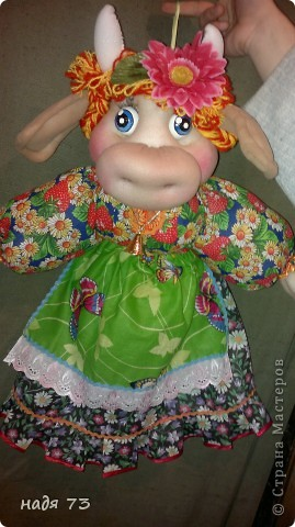 Кукла пакетница. фото 6