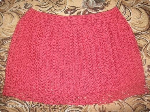 Вот и готова моя юбочка для младшей сестренки. Прошу очень строго не судить!!!!!!!!!!!!!!!!! фото 4
