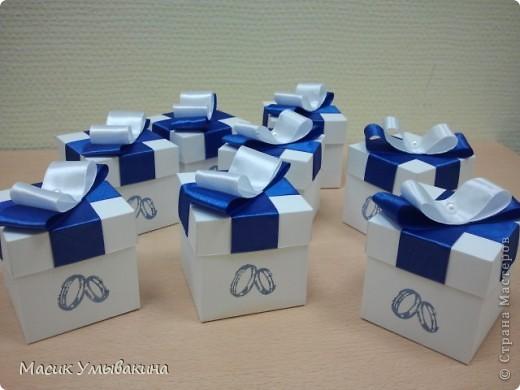 У лучшей подруги свадьба, поэтому очень много чего надо было сделать! Это подарки для гостей! фото 1