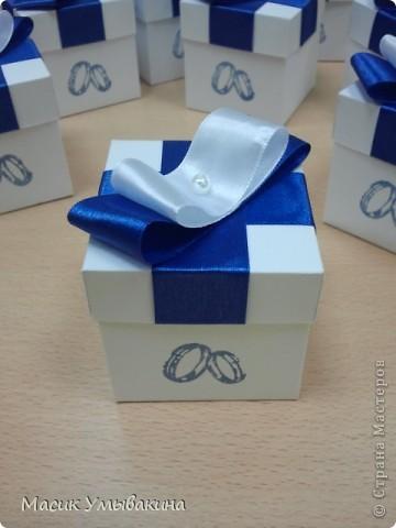У лучшей подруги свадьба, поэтому очень много чего надо было сделать! Это подарки для гостей! фото 2