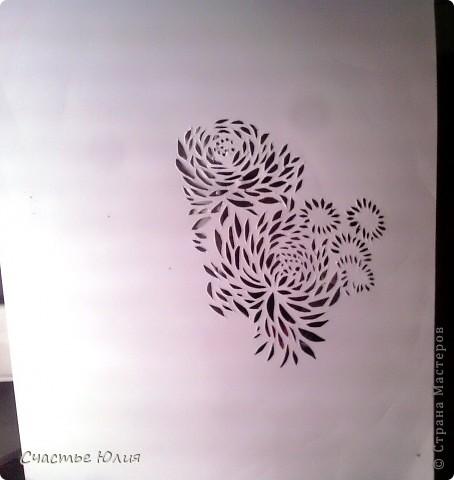корзинка с цветами. повторяшка. фото 3