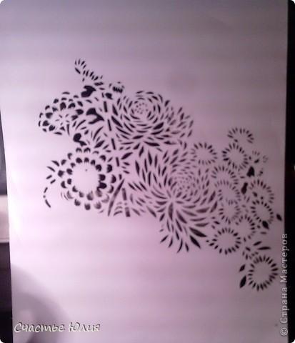 корзинка с цветами. повторяшка. фото 4