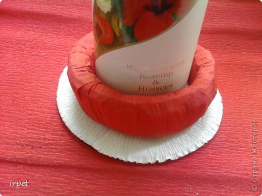Необходимо было отблагодарить хорошего человека, решила оформить чай. Вот что из этого получилось: фото 14
