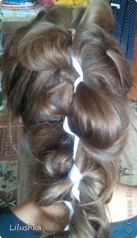 вот такая она - необычная коса! фото 1