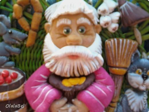 Игрушка Лепка Домовенок 2   В цвете    Тесто соленое фото 4