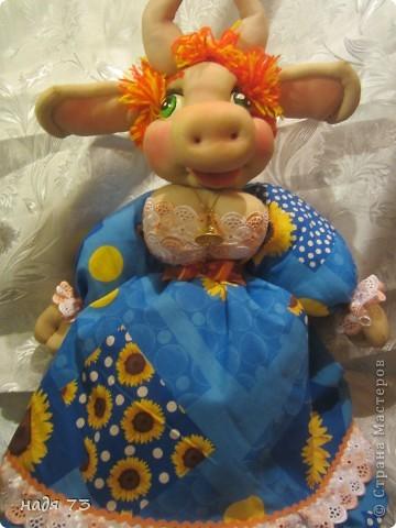 Кукла пакетница. фото 7