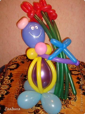 Этого зайчёнка я подарила на день рождения моей сестры!Ей он очень понравился! фото 9