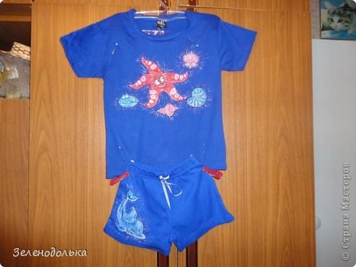 Футболочка для племяшки))) фото 3