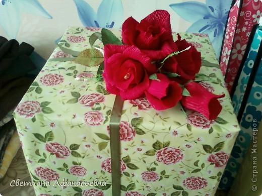 кулончик и коробочка в подарок племяшке. фото 5