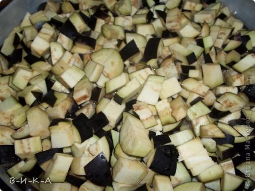 """Всем доброго времени суток !!! Сегодня я хочу поделиться самым простым и вкусным рецептом заготовки """"грибочков"""" из баклажан на зиму. фото 6"""