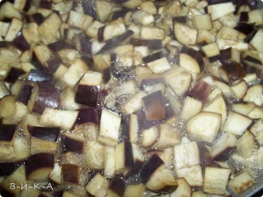 """Всем доброго времени суток !!! Сегодня я хочу поделиться самым простым и вкусным рецептом заготовки """"грибочков"""" из баклажан на зиму. фото 7"""