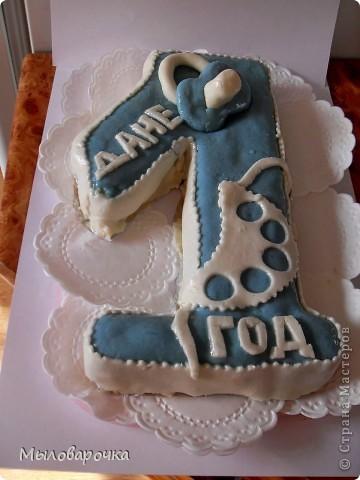 Первый тортик!   Страна Мастеров