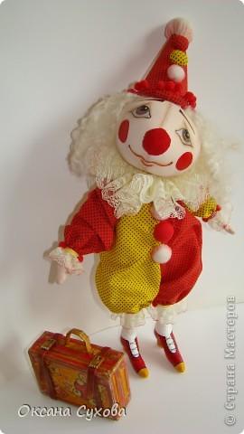 Цирк уезжает, поэтому клоун так печален... фото 1