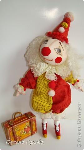 Цирк уезжает, поэтому клоун так печален... фото 2