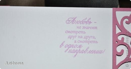 Сегодня я к вам не только с открытками, сотворенными по мотивам скрапа, но и с очередным свадебным наборчиком. Свадьба будет в лилиях и в цвете зеленого яблока! Для меня немного непривычный цвет, по этому - экспериментировала ))))  Бокалы для жениха и невесты фото 16