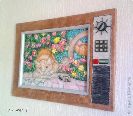 Что же это за окно?  В нём мультфильмы и кино,  Зоопарк и карнавал…  Выбирай любой канал!(В. Черняева) фото 9